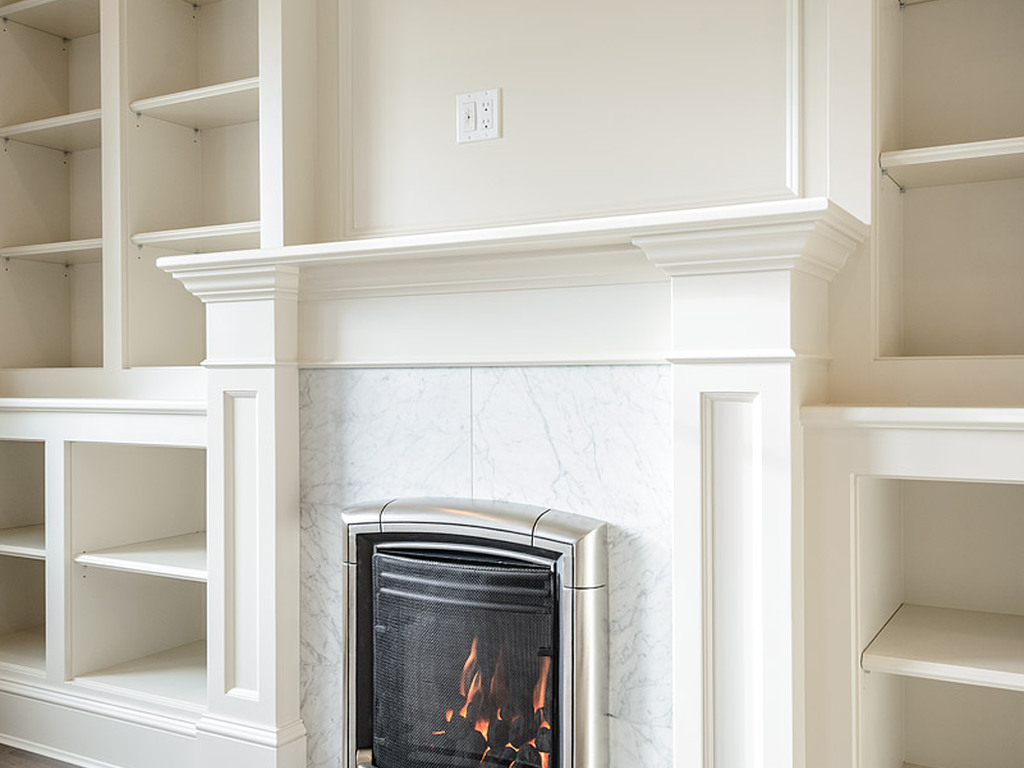 Proposed Fireplace